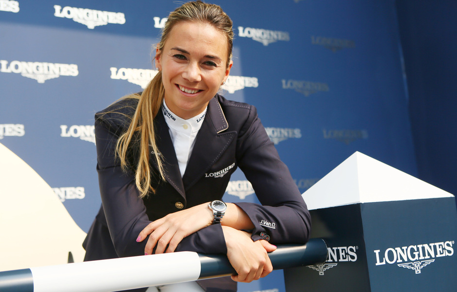 Jane Richard Longines Ambassador of Elegance