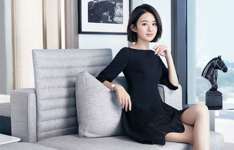 Zhao Liying Longines Ambassador of Elegance