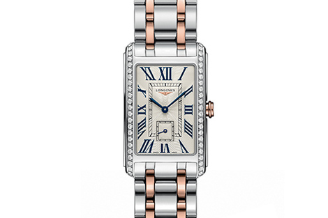 Longines Longines DolceVita steel and gold Watch