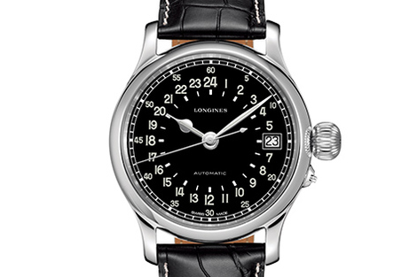 Longines Longines Twenty-Four Hours Watch