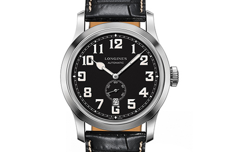 Longines The Longines Heritage Military