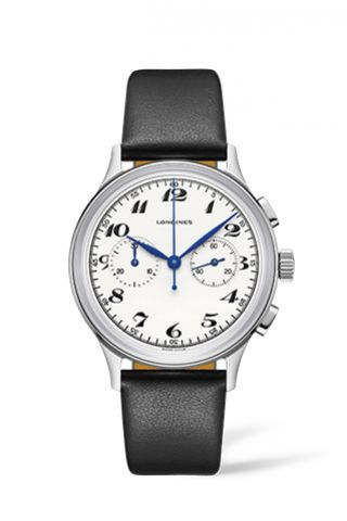 Longines The Longines Heritage Classic Chronograph 1946 Watch