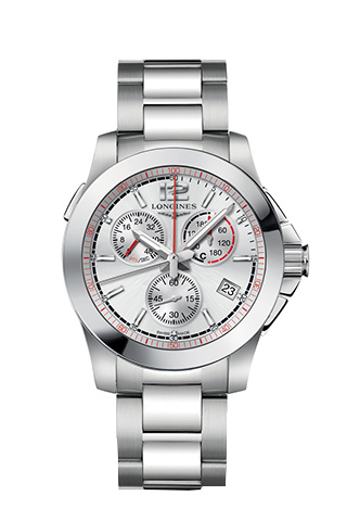 Longines Conquest Jumping  Watch
