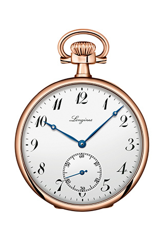 Longines The Longines Equestrian Pocket Watch Horses Trio 1911 Watch