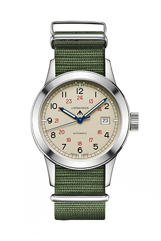Longines The Longines Heritage Military COSD  Watch