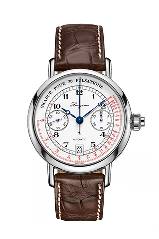 Longines The Longines Pulsometer Chronograph  Watch