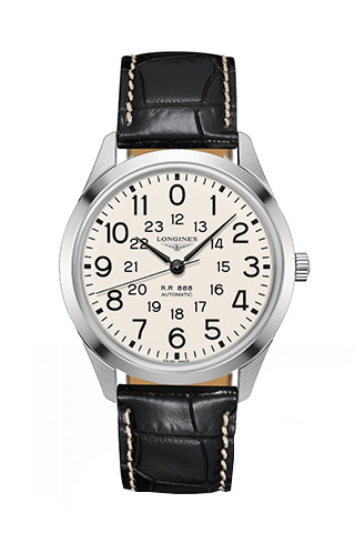 Longines The Longines RailRoad Watch