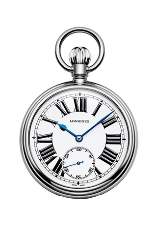 Longines The Longines RailRoad Pocket Watch Watch