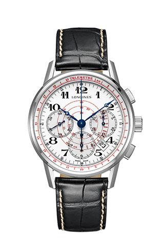 Longines The Longines Telemeter Chronograph & The Longines Tachymeter Chronograph Watch