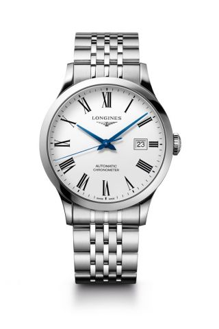 Longines Record Watch