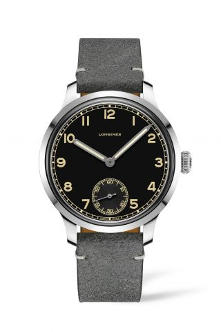 Longines The Longines Heritage Military 1938 Watch