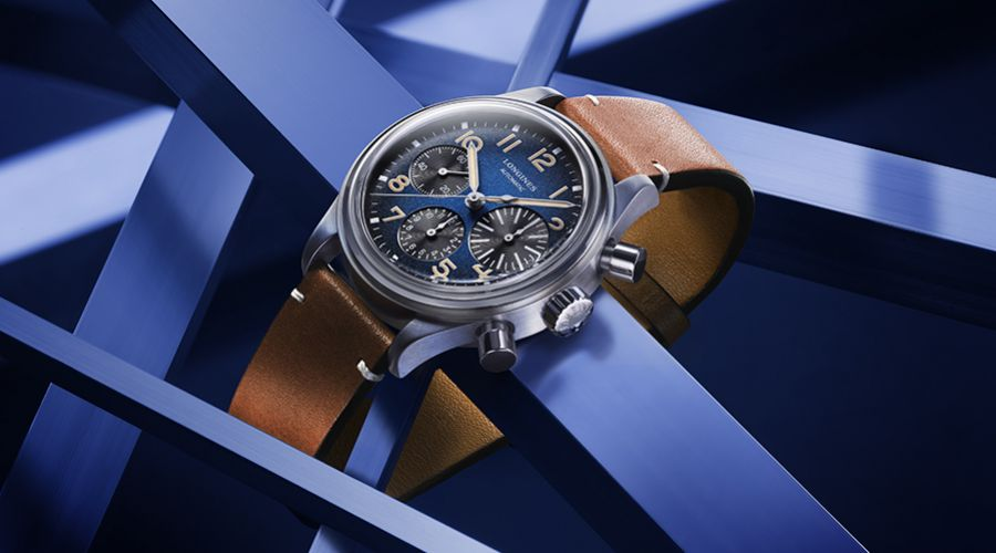 Longines Collection: The Longines Avigation BigEye