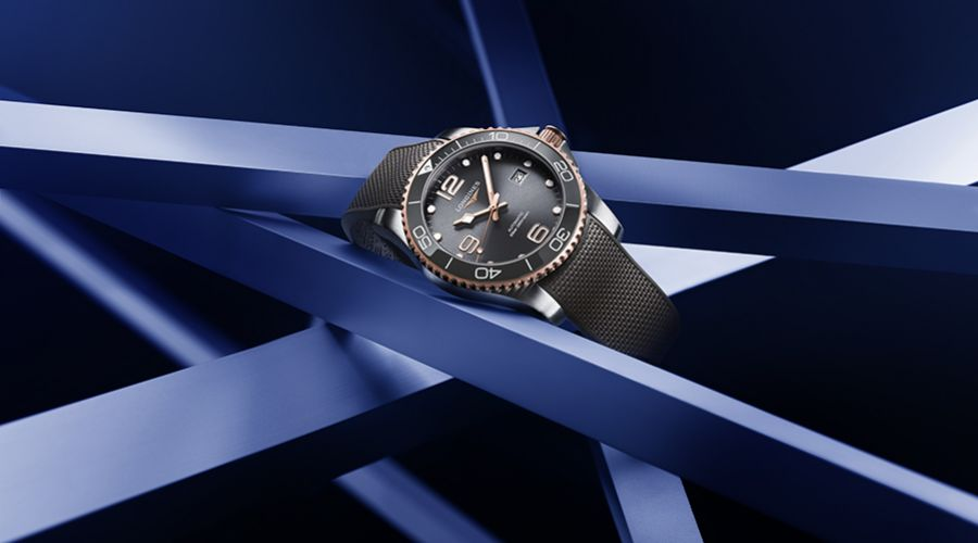Longines Collection: HydroConquest