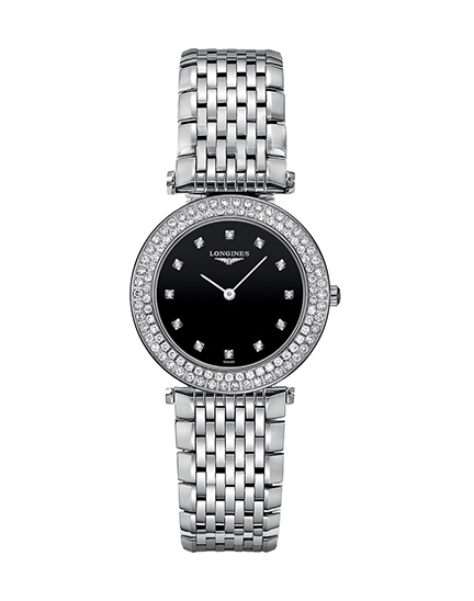 Longines La Grande Classique de Longines 100 Diamonds Watch