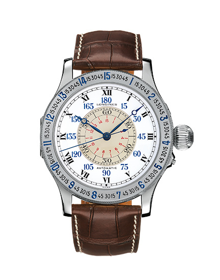 Longines The Lindbergh Hour Angle Watch Watch