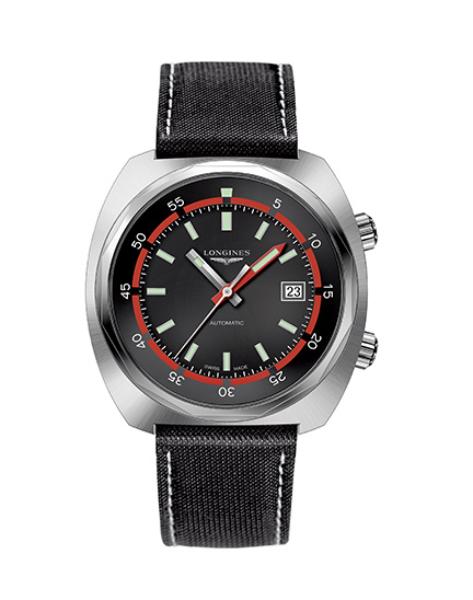 Longines The Longines Heritage Diver Watch