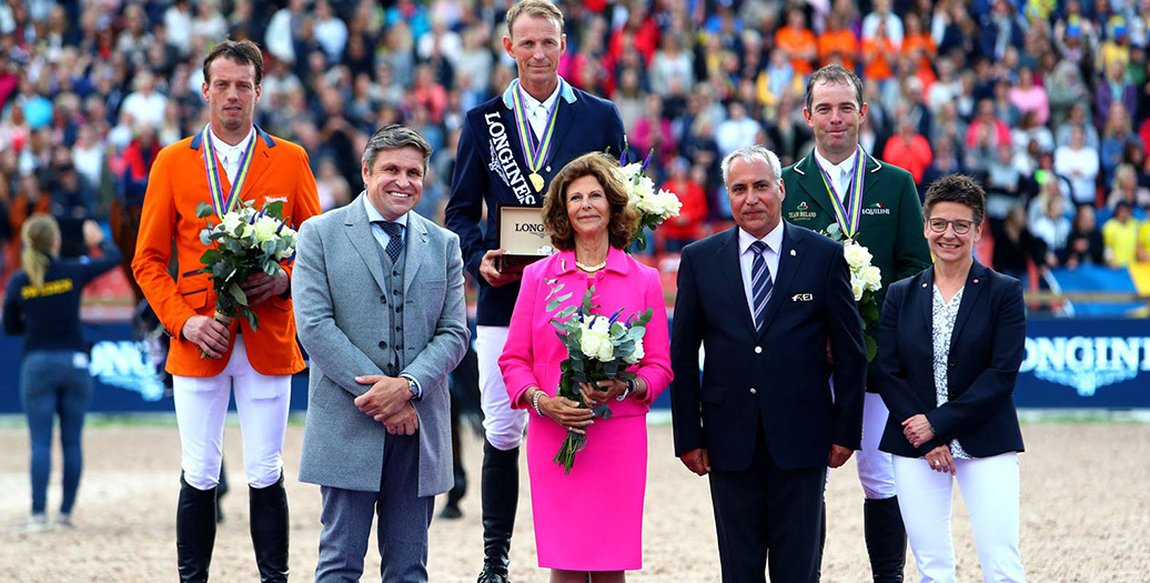Longines Show Jumping Event: The Longines FEI European Championships: performance at its peak