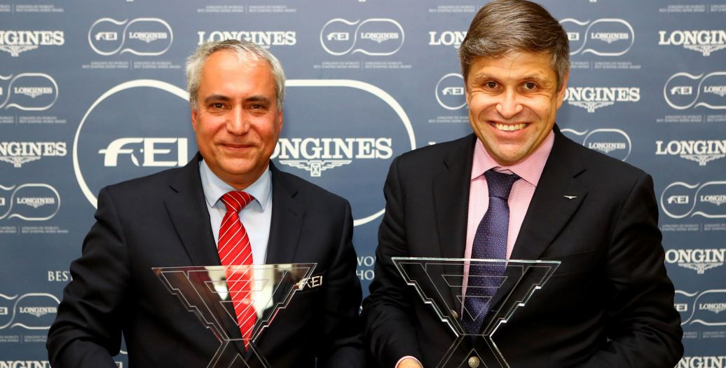 Longines Show Jumping Event: 2017 Longines FEI World's Best Jumping Rider & Horse Awards Ceremony to be held at the Mairie de Paris during the Longines FEI World Cup™ Jumping Finals
