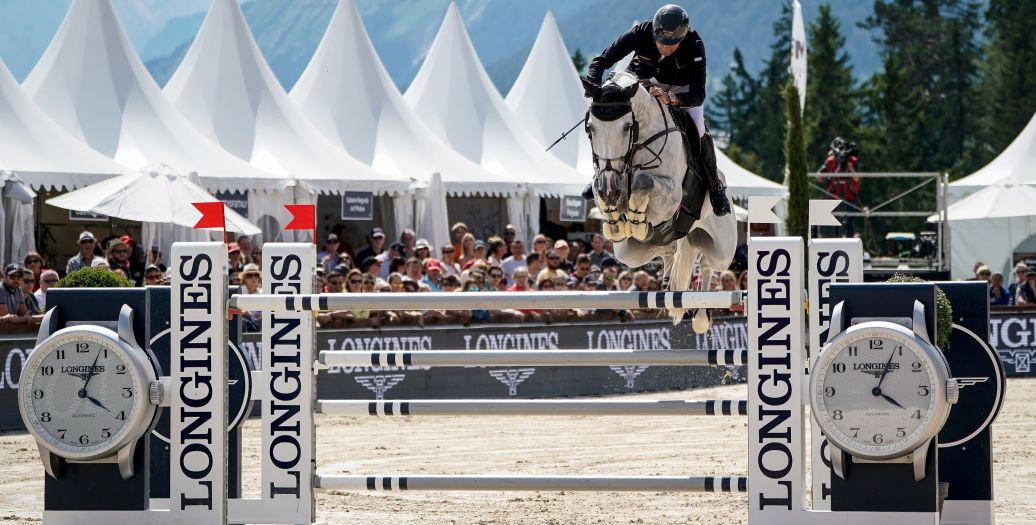 Longines Show Jumping Event: After four days of captivating competitions, Piergiorgio Bucci (ITA) won the Grand Prix Longines in Crans-Montana