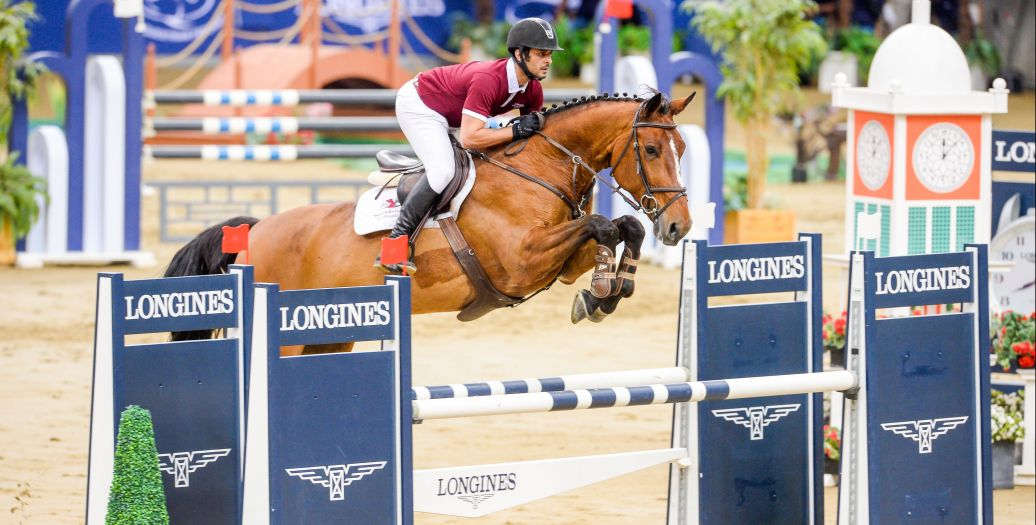 Longines Show Jumping Event:  Swiss Watch Brand Longines to partner with CHI AL SHAQAB