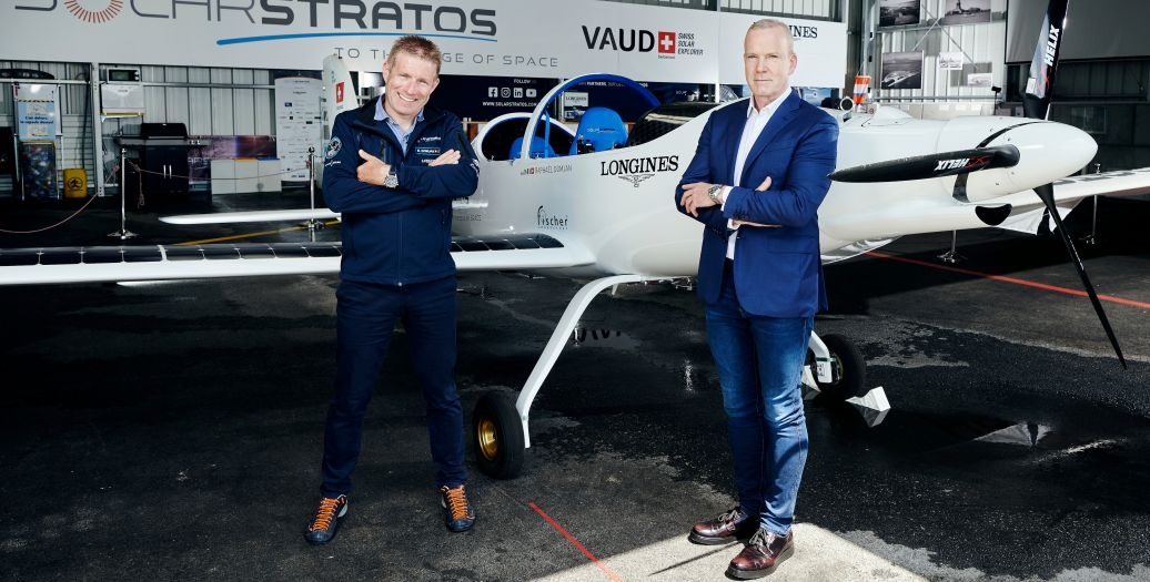 Longines Corporate Event: Longines and SolarStratos take on the solar challenge