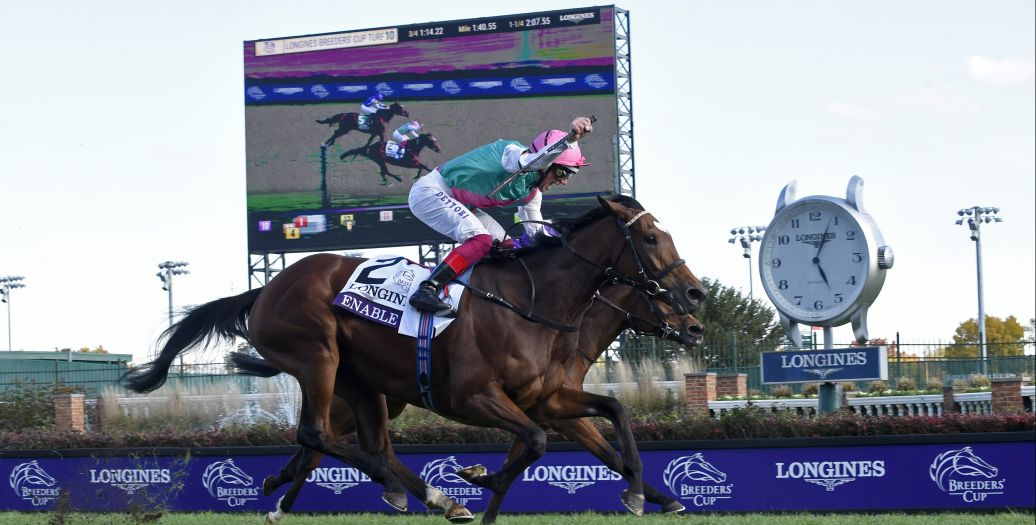Longines Flat Racing Event: Longines to extend its partnership with the Breeders' Cup