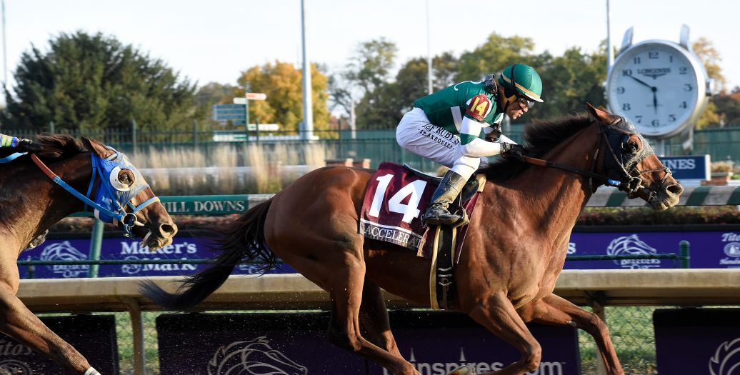 Longines Flat Racing Event: Longines proudly times 2018 Breeders' Cup World Championships in Louisville