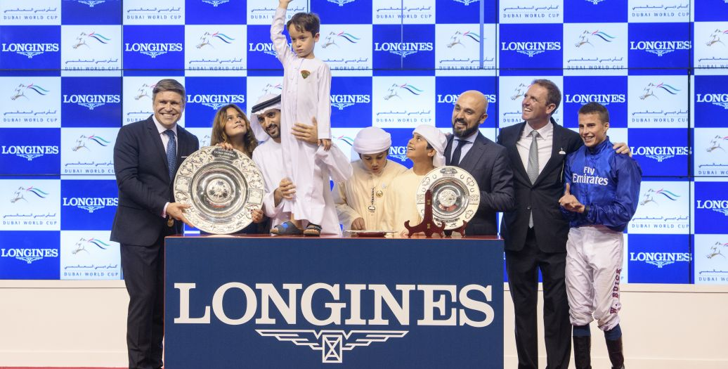 Longines Flat Racing Event: The Dubai World Cup:  Hawkbill steals the limelight in the Longines Dubai Sheema Classic race