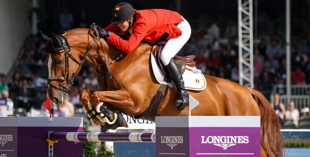 Longines Show Jumping Event: One week of captivating competitions and exceptional performances at the Longines FEI European Championships 2019