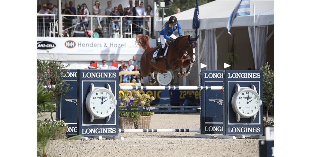 Longines Show Jumping Event: Longines becomes the Official Partner of the  World Breeding Federation for Sport Horses