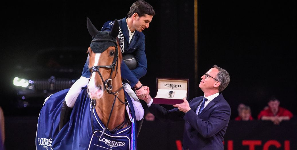 Longines Show Jumping Event: Four days of exciting competitions and exceptional performances for the Longines CSI Basel 2020