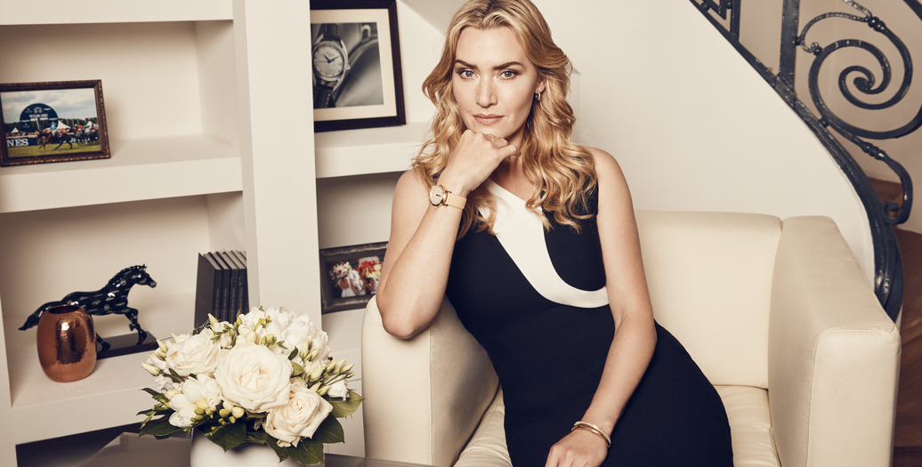 Longines Corporate Event: Kate Winslet launches the exclusive Flagship Heritage by Kate Winslet timepiece to be auctioned online