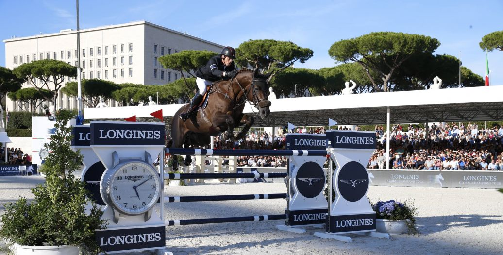 Longines Show Jumping Event: Longines and Global Champions Tour announce significant new long-term partnership