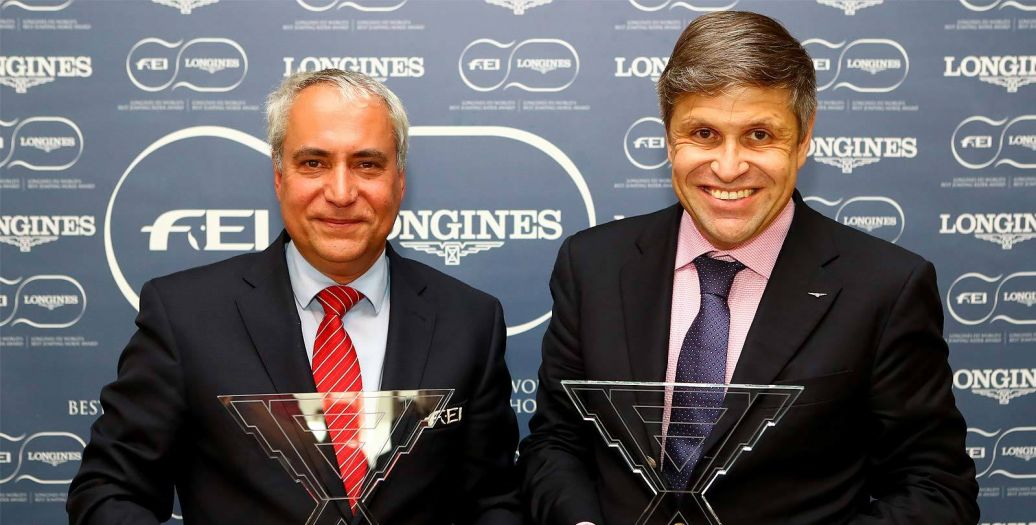 Longines Show Jumping Event: Longines and FEI reveal the Longines FEI World's Best Jumping Rider & Horse Awards