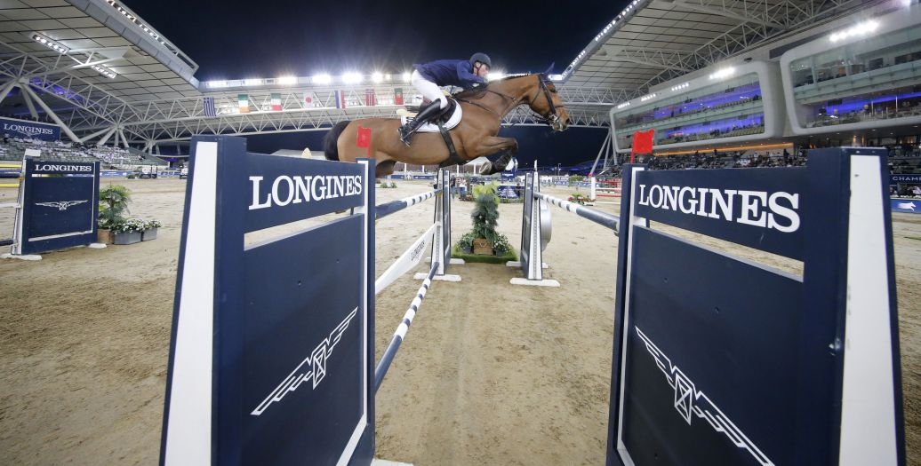Longines Show Jumping Event: Doha hosted the world's best riders and horses for the launch of the new Longines Global Champions Tour season