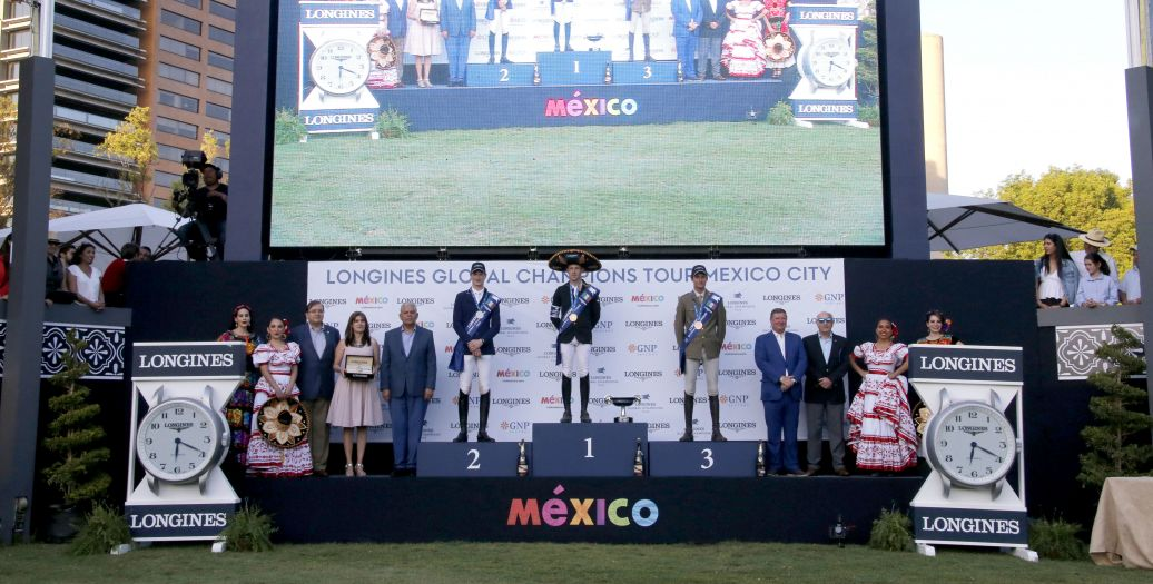 Longines Show Jumping Event: Launch of a brand new season of the Longines Global Champions Tour in Mexico City