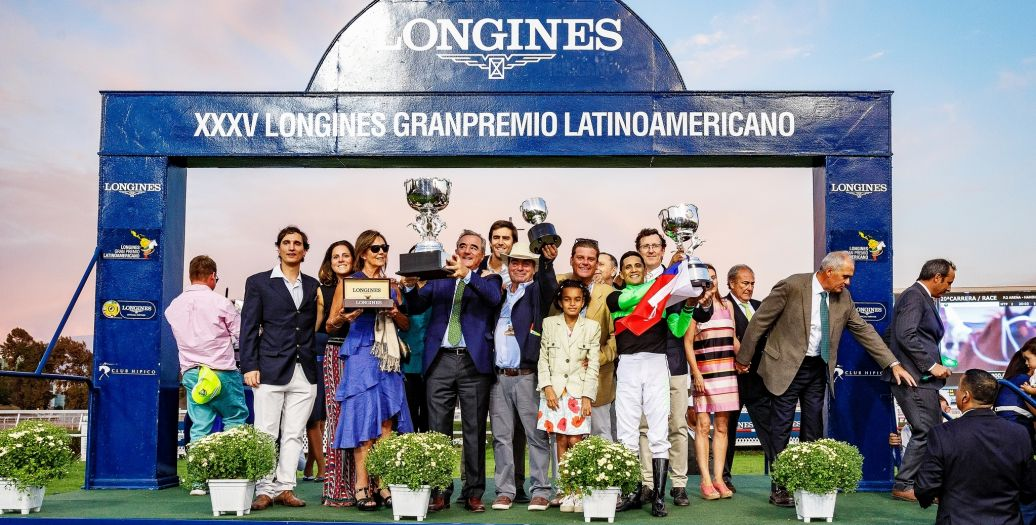 Longines Flat Racing Event: Ya Primo reigned supreme at the 2019 Longines Gran Premio Latinoamericano