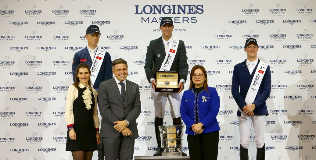 Longines Show Jumping Event: The Longines Masters of Hong Kong: Patrice Delaveau on Aquila HDC takes top class Longines Grand Prix win