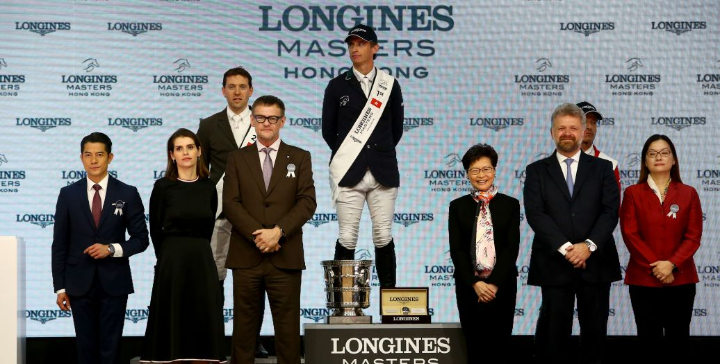 Longines Show Jumping Event: The 2019 Longines Masters of Hong Kong: a perfect mix of sports achievements and glamour