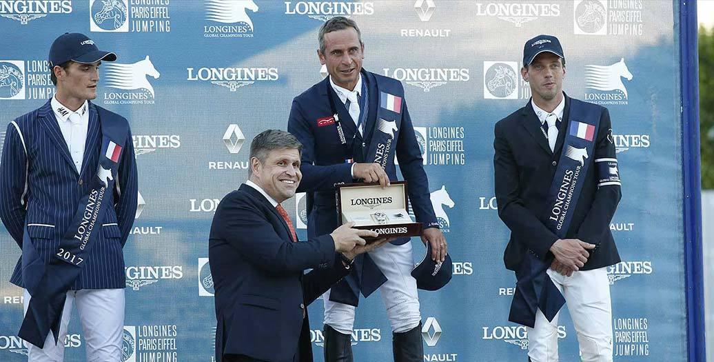 Longines Show Jumping Event: The Longines Paris Eiffel Jumping returned to its iconic location in the very heart of the French capital
