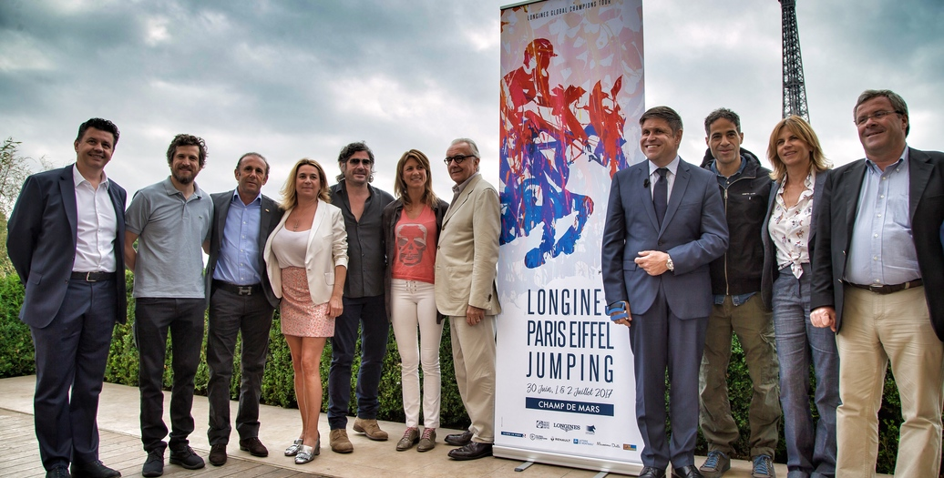 Longines Show Jumping Event: The Longines Paris Eiffel Jumping returns to its iconic location in the very heart of the French capital