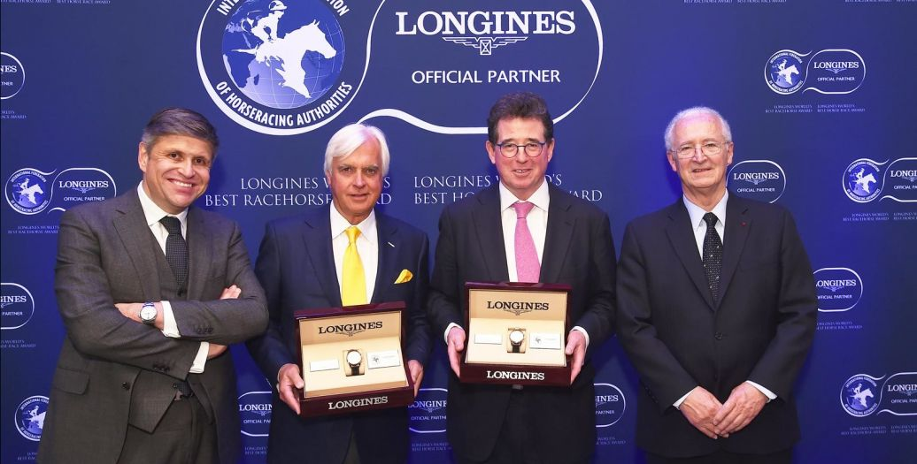 Longines Flat Racing Event: Arrogate crowned the Longines World's Best Racehorse for the second year in a row, Qatar Prix de l'Arc de Triomphe named Longines World's Best Horse Race for the second time