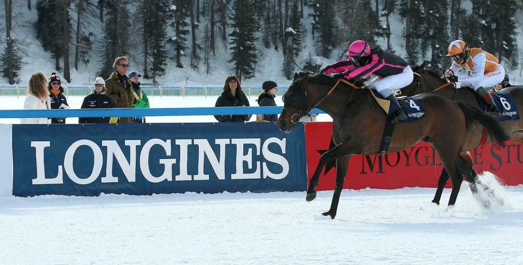 Longines Flat Racing Event: Maxim Pecheur and Nimrod won the Longines 79. Grosser Preis von St. Moritz