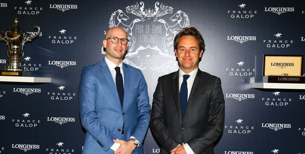 Longines Flat Racing Event: Simon Baker is back for the 2019 edition of the Prix de Diane Longines, the epitome of elegance