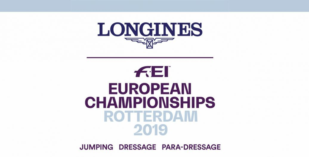 Longines Show Jumping Event: Longines to become Title Partner of the Longines FEI European Championships 2019 in Rotterdam