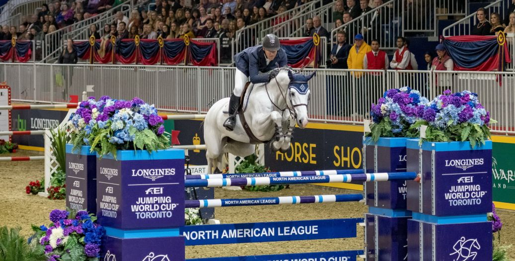 Longines Show Jumping Event: Longines renews long-term partnership for Longines FEI Jumping World CupTM North American League