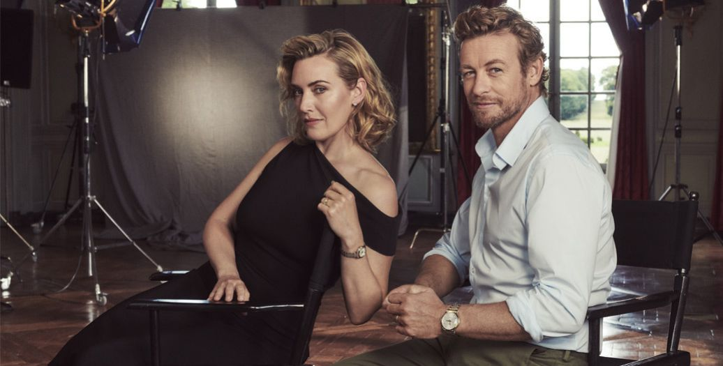 Longines Corporate Event: The Record collection perfectly embodied by Longines Ambassadors of Elegance Kate Winslet & Simon Baker