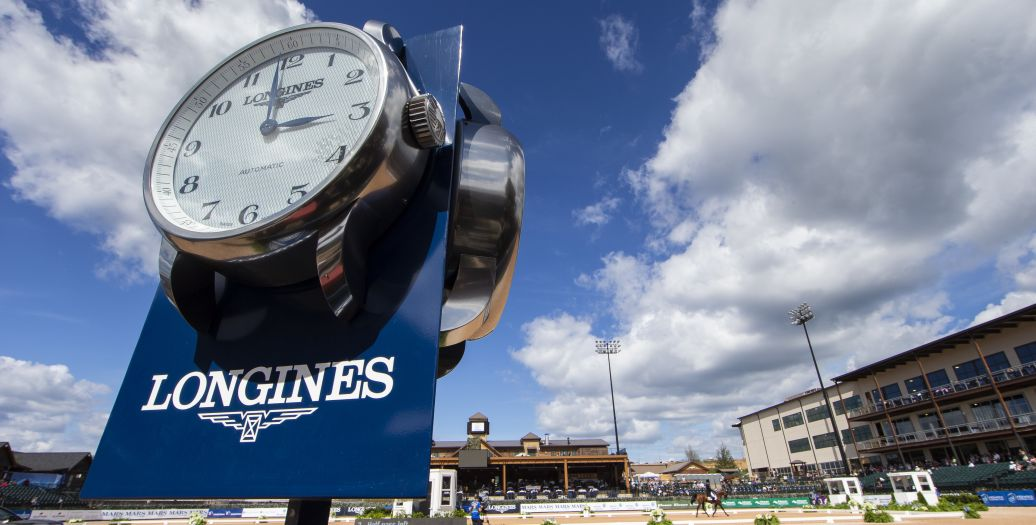 Longines Eventing Event: Performance at its peak during the first week of the  FEI World Equestrian GamesTM Tryon 2018