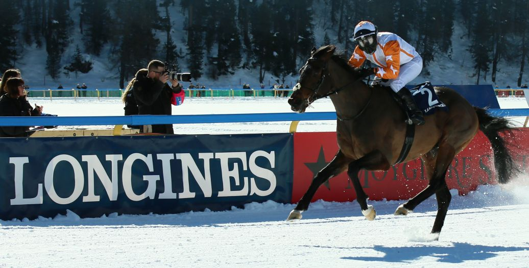 Longines Flat Racing Event: Three Sundays of exciting competitions and exceptional performances for the Longines 80. Grosser Preis von St. Moritz