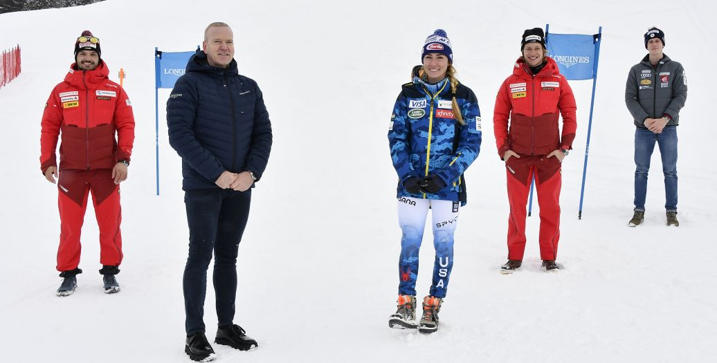 Longines Alpine Skiing Event: Lenzerheide marks the end of a prolific season for Longines' athletes